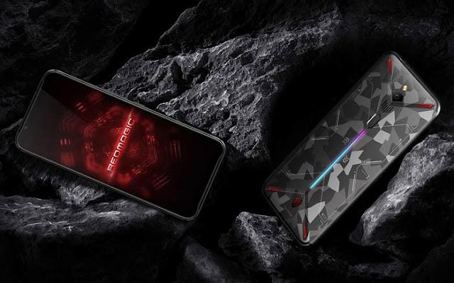 HP gaming besutan Black Shark dan ASUS bakal memiliki pesaing di level smartphone gaming.  HP merek Cina Red Magic 3 siap menggeser pasar handphone gaming dengan keunggulannya.