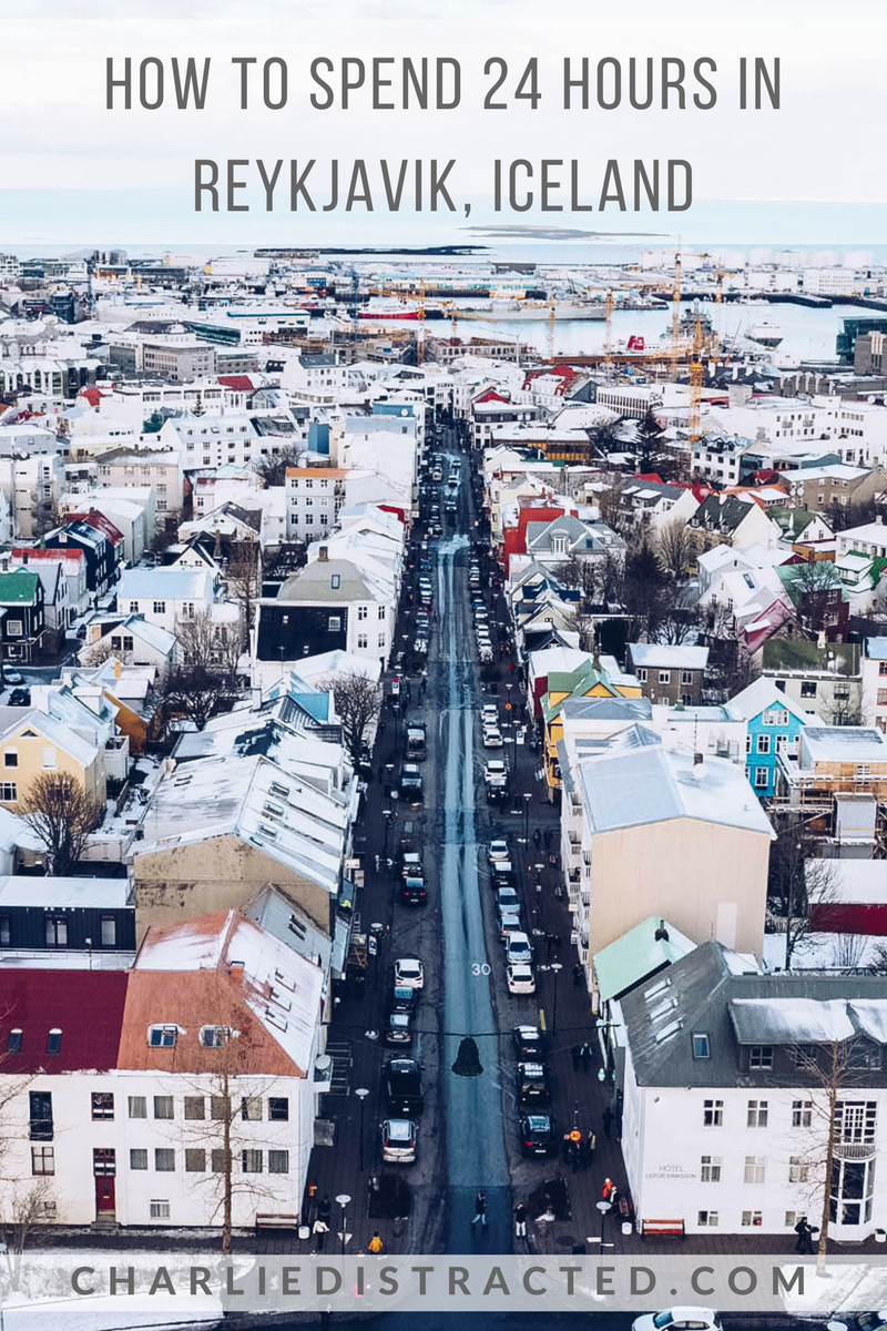 How to Spend 24 Hours in Reykjavik, Iceland