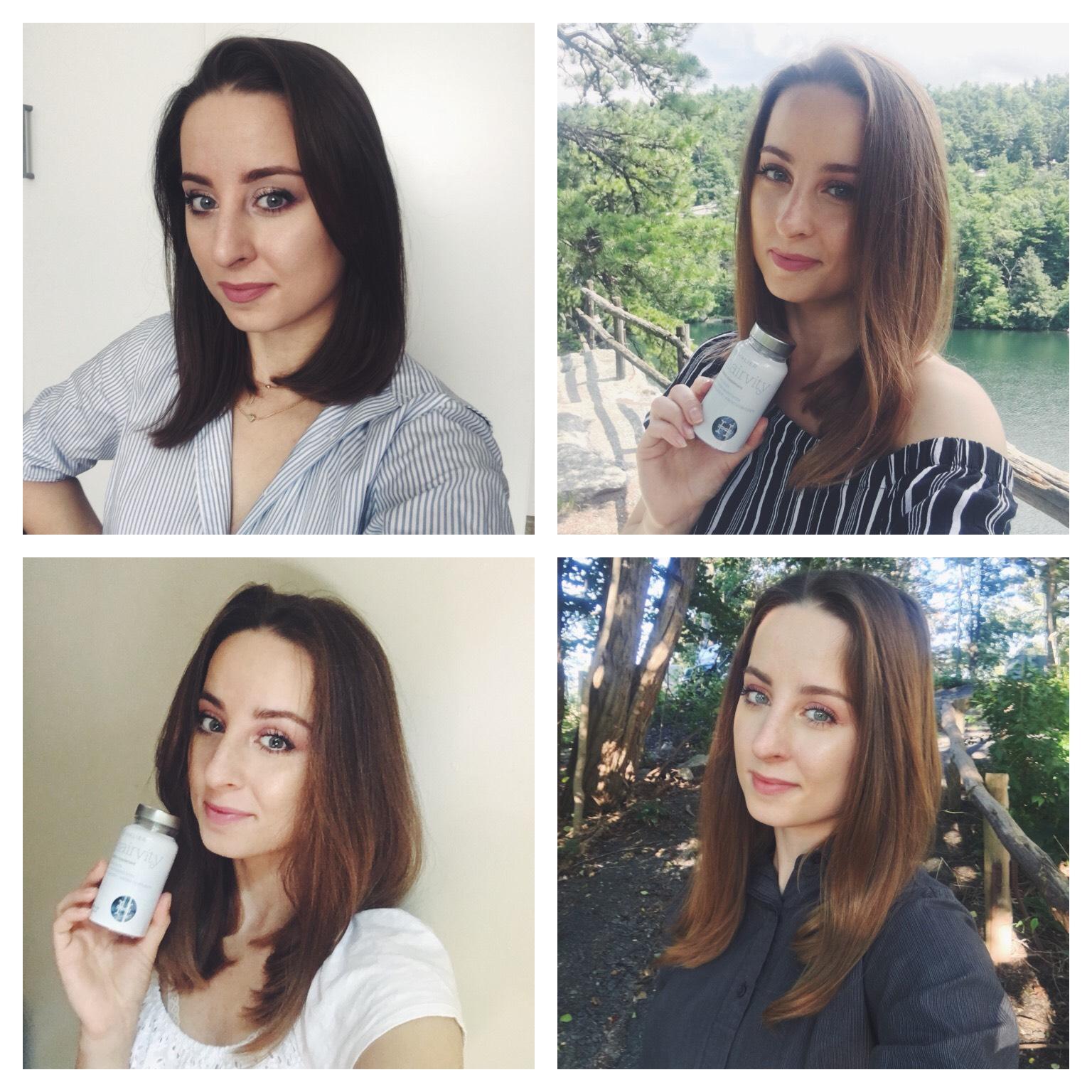 hairvity efekty, hairvity effects, halier, airvity skład, hairvity opinia, hairvity recenzja, hairvity przed i po,
