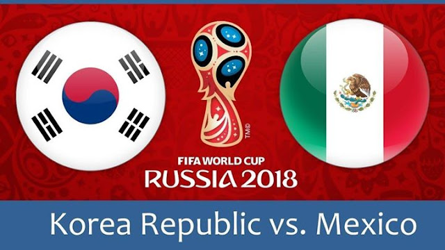 South Korea vs Mexico Full Match Replay 23 June 2018