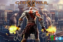 Free Download Game PC Laptop God of War 2 Full Version