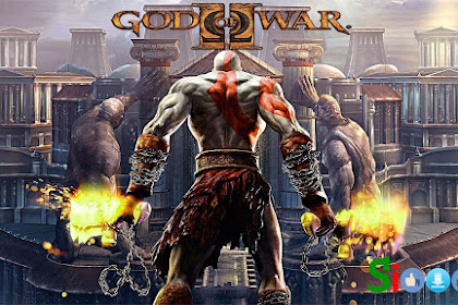Free Download Game PC Laptop God of War 2 Full Version