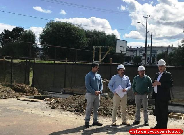 Osorno: $96 millones invertirán en multicanchas del parque Chuyaca