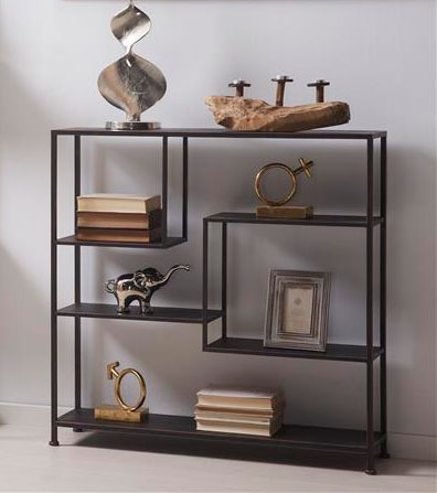 Muebles de forja marzo 2017 - Estanteria forja ...