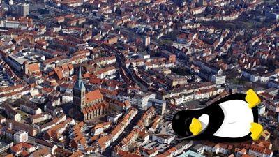 estado aleman abandona linux