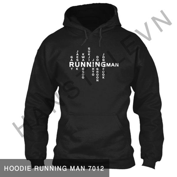 ÁO THUN RUNNING MAN 7012