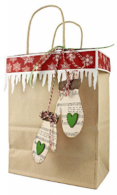 Paper Gift Ideas for Christmas