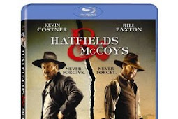 New Release Hatfields and Mccoys Blu-ray