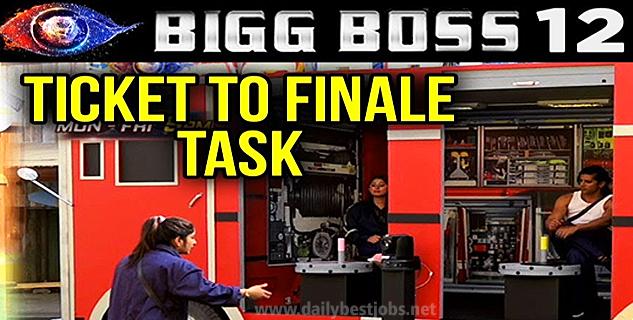 Bigg Boss 12 Ticket To Finale Winner Name 2018