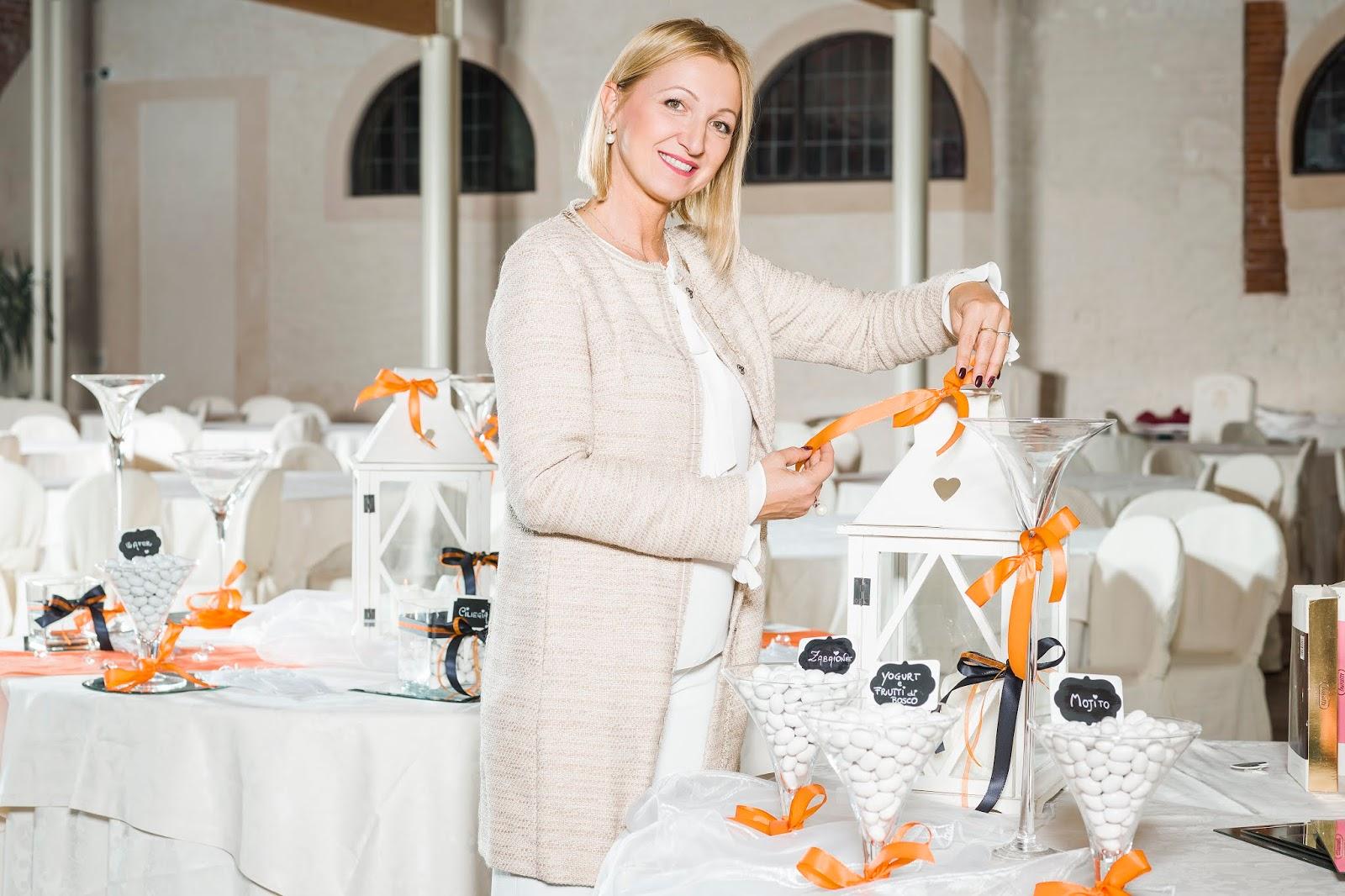 Loredana Sandrone, Co-Titolare e Location Consultant del Castello dei Solaro