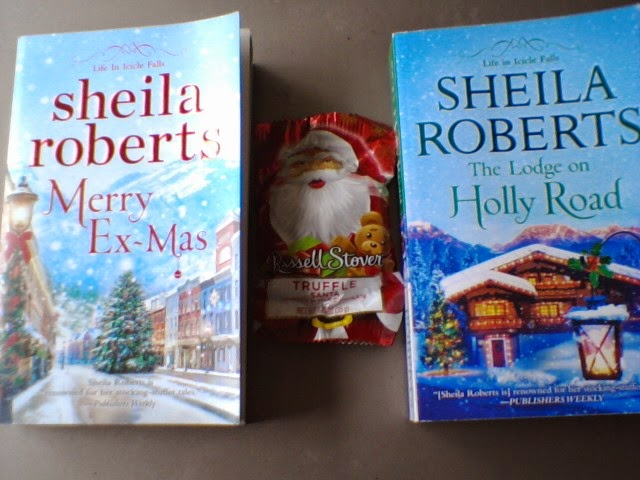 a very holly christmas roberts sheila