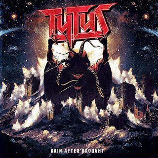 "Το τραγούδι των Tytus ""The Dark Wave"" από το album ""Rain After Drought"""