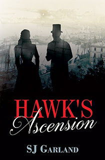 Hawk's Ascension - a historical fiction by SJ Garland