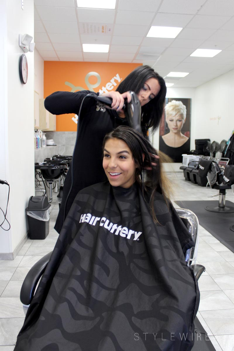 Hair Cuttery Styles Impressive Fall Hair Refresh With Hair Cuttery  Style Wire  Boston .