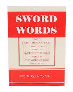 Christian books in Nairobi Kenya SWORD WORDS