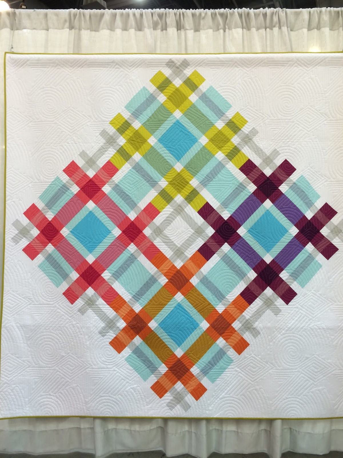 QuiltCon West 2016, Part 2: The Quilts | Live a Colorful Life ...