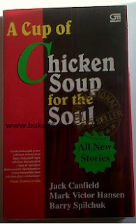 Buku A cup of Chicken Soup for the Soul by Jack Canfield, Mark Victor Hansen