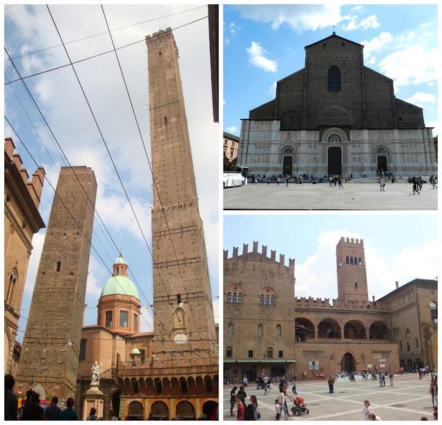 Roteiro completo - 22 dias no norte da Itália, com San Marino - Bolonha