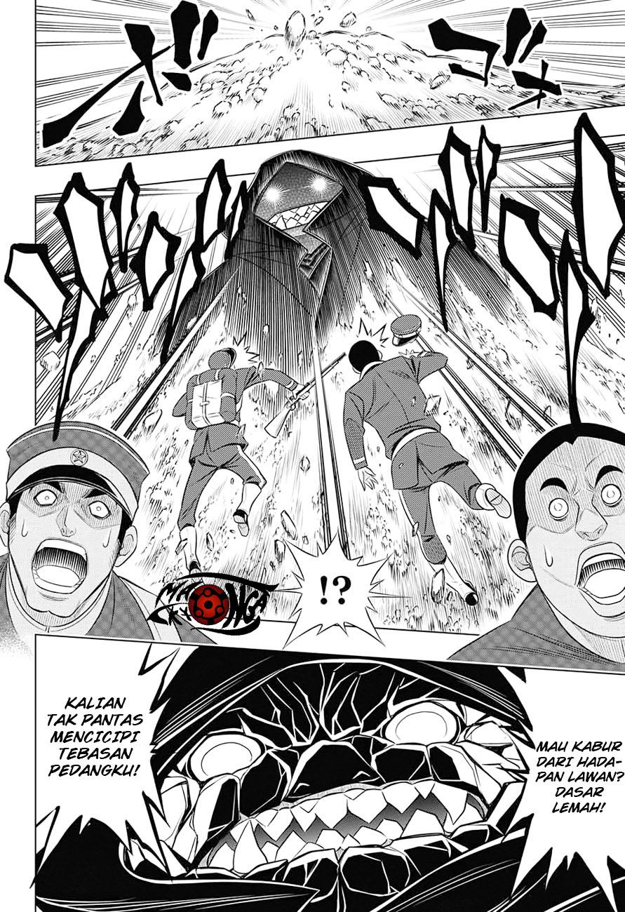 Rurouni Kenshin: Hokkaido-hen Chapter 02-16