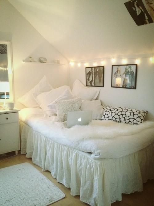 Teen Brunette Bedroom 3