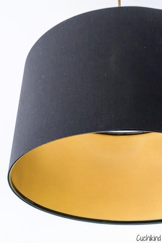 Ikea-Hack Lampe