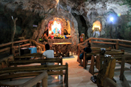 Guadalupe Cave Langub Shrine Cebu