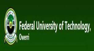 FUTO Second Batch Admission Screening Registration Is Out - 2016/2017