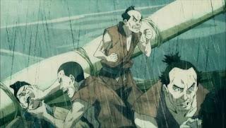 Angolmois: Genkou Kassenki – Episódio 01