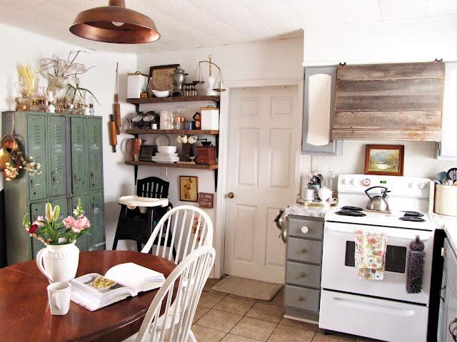 functional farmhouse kitchen