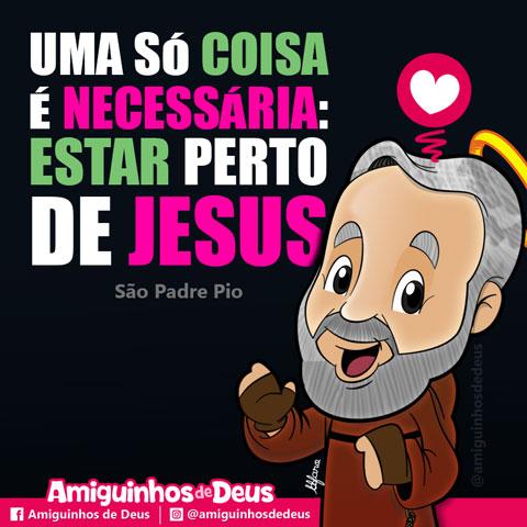 Sao Pio De Pietrelcina Para Colorir Amiguinhos De Deus