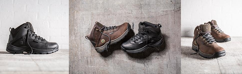 42922f0c42f Be the master of your terrain with the Timberland White Ledge Mid  Waterproof!