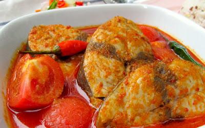 Resepi Asam Pedas Ikan Tongkol