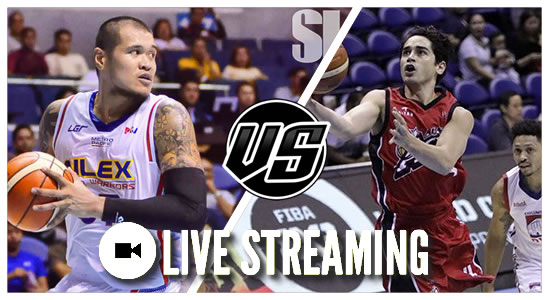 LIVE STREAMING: NLEX vs Alaska 2019 PBA Philippine Cup