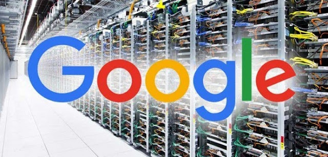 Google Data center Shehan's Thoughts