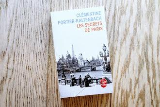 Lundi Librairie : Les secrets de Paris - Clémentine Portier-Kaltenbach