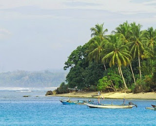 Beach, Indonesia, View