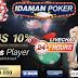 Idaman Poker Agen Judi Online Terbaik & Terpercaya