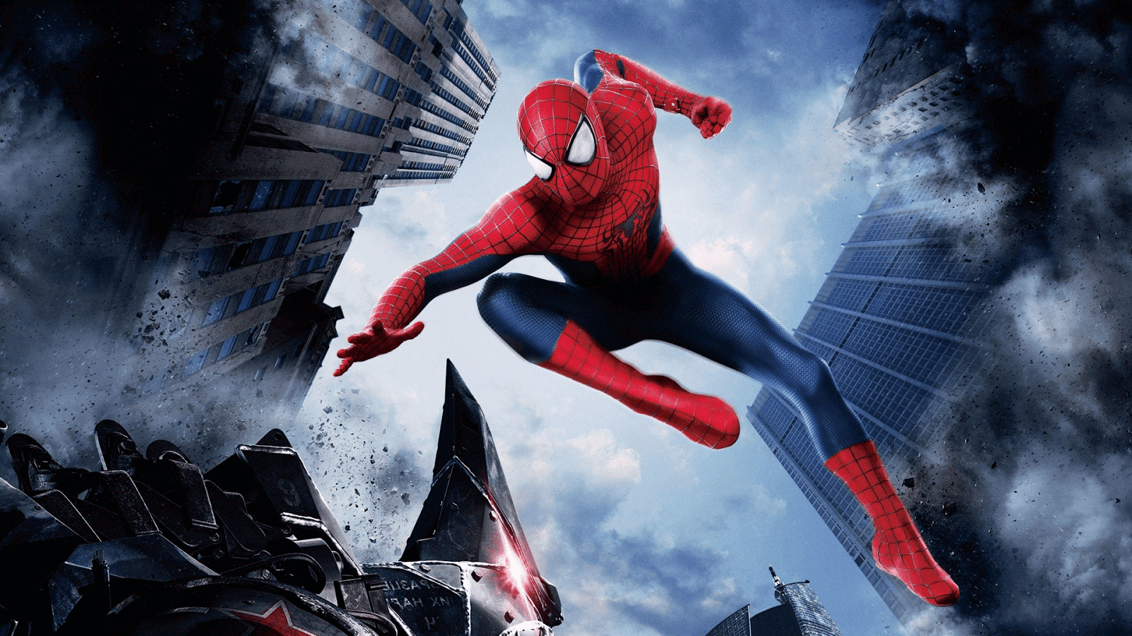 amazing spider man wallpaper hd image collections