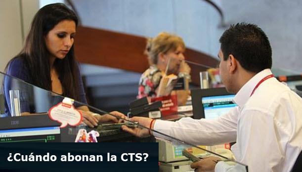 ¿Cuándo se deposita la CTS?