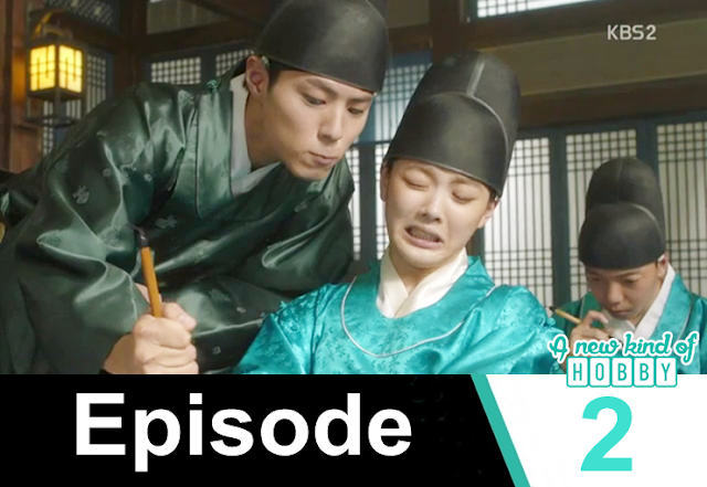 Love in the Moonlight - Episode 2 Review - Uncontrollably Cute Encounters