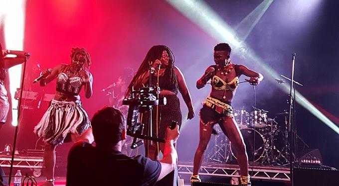 Photos: Wiyaala, GRRL headline Greenbelt Festival (UK)