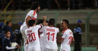 موعد مباراة الإسماعيلي والزمالك الخميس 18-4-2019 ضمن الدوري المصري والقنوات الناقلة