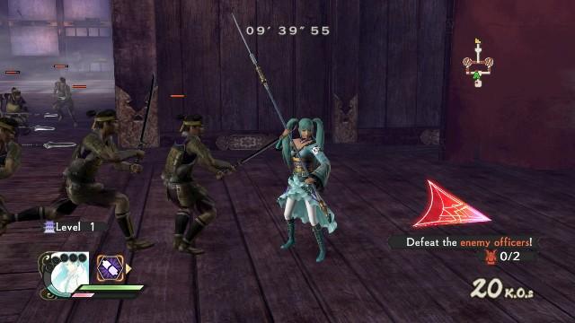 Download Samurai Warriors 4 II PC Games Gameplay