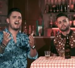 Humberto e Ronaldo lançam clipe de Não Fala Não Pra Mim