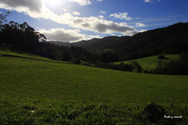 Valles de Asturias Occidental