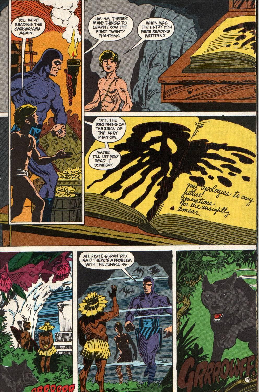 Read online The Phantom (1988) comic -  Issue #1 - 17