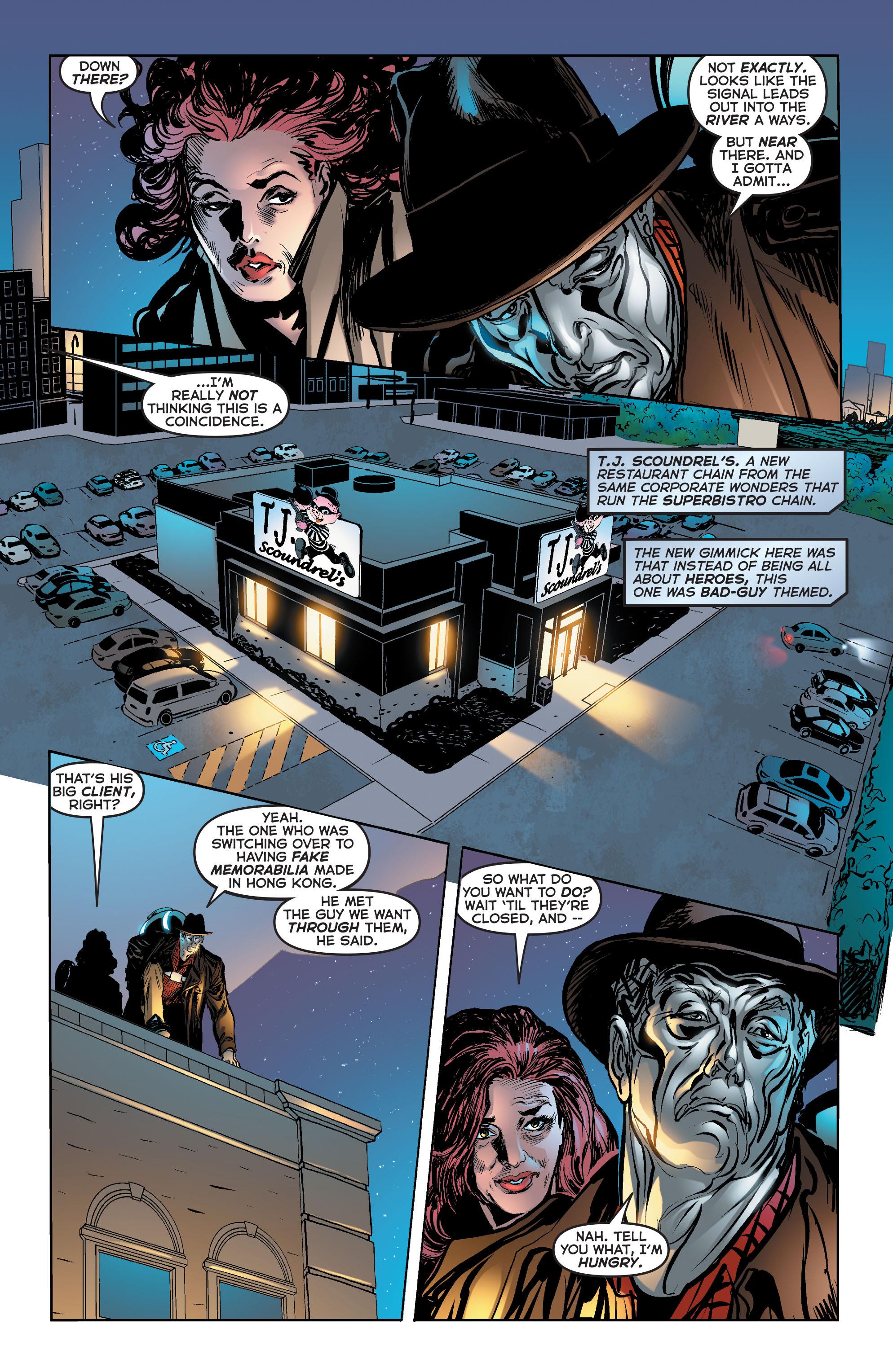 Read online Astro City comic -  Issue #33 - 20