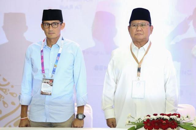 Kubu Prabowo-Sandi: Situs Skandal Sandiaga Fitnah Paling Kejam