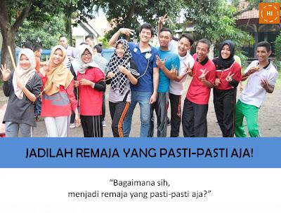 Motivasi Haydar Iskandar Remaja unggul GenRe BKKBN Beprestasi