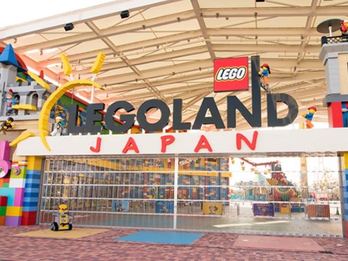 【日本主題樂園】進入夢幻積木世界 名古屋LEGOLAND